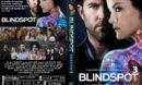 Blindspot: Season 3 (2017) R1 Custom DVD Cover