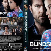 Blindspot: Season 3 (2017) R1 Custom DVD Cover