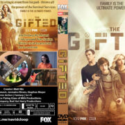 The Gifted: Season 1 (2017) R1 Custom DVD Covers