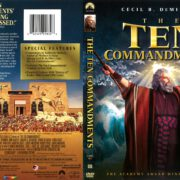 The Ten Commandments (1956) R1 DVD Cover