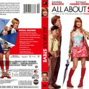 All About Steve (2009) R1 DVD Cover