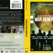 American War Generals (2014) R1 DVD Cover