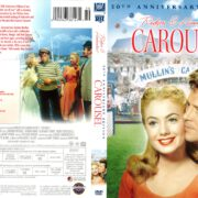 Rodgers & Hammerstein's Carousel (1956) R1 DVD Cover