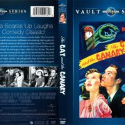The Cat and the Canary (1939) R1 DVD Cover