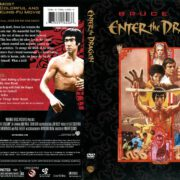 Enter the Dragon (1973) R1 DVD Cover