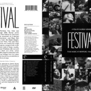 Festival (1967) R1 DVD Cover