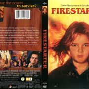 Firestarter (1984) R1 DVD Cover