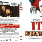 Stephen King's IT (1990) R1 DVD Cover