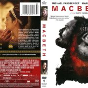 MacBeth (2016) R1 DVD Cover