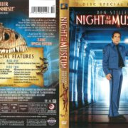 Night at the Museum (2006) R1 DVD Cover