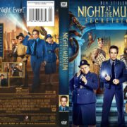 Night at the Museum: Secret of the Tomb (2014) R1 DVD Cover