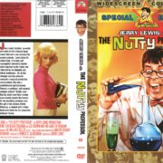 The Nutty Professor (1963) R1 DVD Cover
