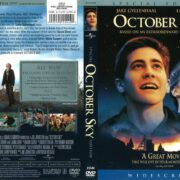 October Sky (1998) R1 DVD Cover