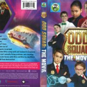 Odd Squad: The Movie (2017) R1 DVD Cover