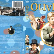 Oliver! (1968) R1 DVD Cover