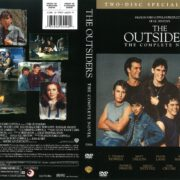 The Outsiders (1983) R1 DVD Cover