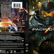 Pacific Rim (2013) R1 DVD Cover