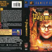 The Pagemaster (2002) R1 DVD Cover