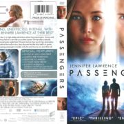 Passengers (2016) R1 DVD Cover