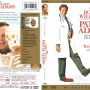 Patch Adams (1999) R1 DVD Cover
