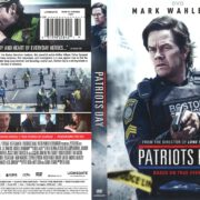 Patriots Day (2017) R1 DVD Cover