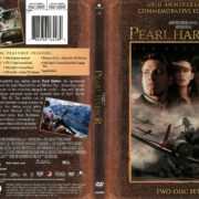 Pearl Harbor (2001) R1 DVD Cover