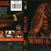 The People V. O.J. Simpson (2016) R1 DVD Cover