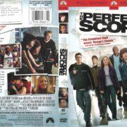 The Perfect Score (2004) R1 DVD Cover