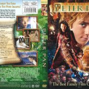 Peter Pan (2004) R1 DVD Cover