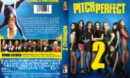 Pitch Perfect 2 (2015) R1 DVD Cover