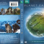 Planet Earth II (2017) R1 DVD Cover