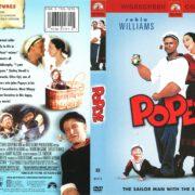Popeye (2003) R1 DVD Cover