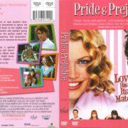 Pride & Prejudice (2003) R1 DVD Cover