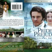 Pride and Prejudice: Keepsake Edition (1995) R1 DVD Cover