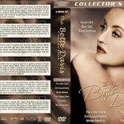 Bette Davis Collection - Volume 5 (1941-1968) R1 Custom DVD Covers & Labels