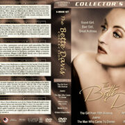 Bette Davis Collection – Volume 6 (1935-1989) R1 Custom DVD Covers & Labels