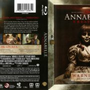Annabelle Creation (2017) R1 Blu-Ray Cover