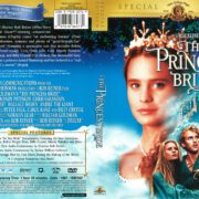 The Princess Bride (1987) R1 DVD Cover