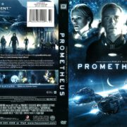 Prometheus (2012) R1 DVD Cover