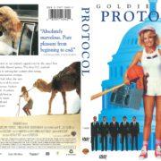 Protocol (1984) R1 DVD Cover