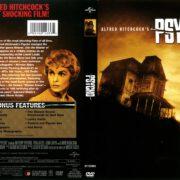 Psycho (1960) R1 DVD Cover