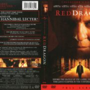 Red Dragon (2002) R1 DVD Cover