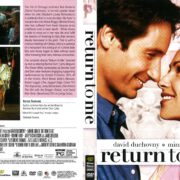 Return to Me (2000) R1 DVD Covers