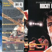 Rocky II (2001) R1 DVD Cover