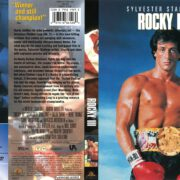 Rocky III (1982) R1 DVD Cover