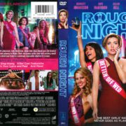 Rough Night (2017) R1 DVD Cover