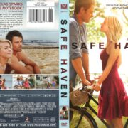 Safe Haven (2013) R1 DVD Cover