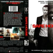 Safe House (2012) R1 DVD Cover