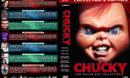 Chucky: The Killer DVD Collection (1988-2017) R1 Custom Cover