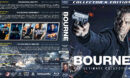 Bourne: The Ultimate Collection (2002-2016) R1 Custom Blu-Ray Covers